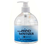 Hand Sanitizer, Pump, 16.9 oz.