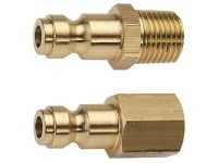 Air Line Coupler, Plugs