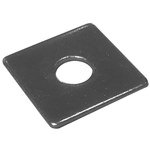 Square Plate Washers, Inch