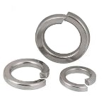 Split Lock Washers, INCH Stainless