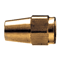 Brass DOT Nut