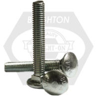 A307 Carrage Bolt Zinc Plated
