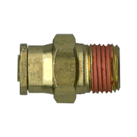 D.O.T. Push-In Male Connector