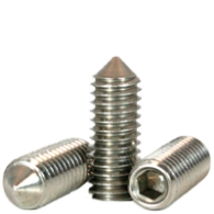 Stainless Steel Cone Point Set Screw