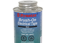 Brush-On Electrical Tape