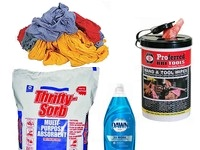 Shop Supplies & Cleaning